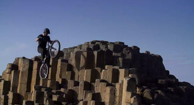 Andrei Burton's Giro d'Italia Big Start Road Trip