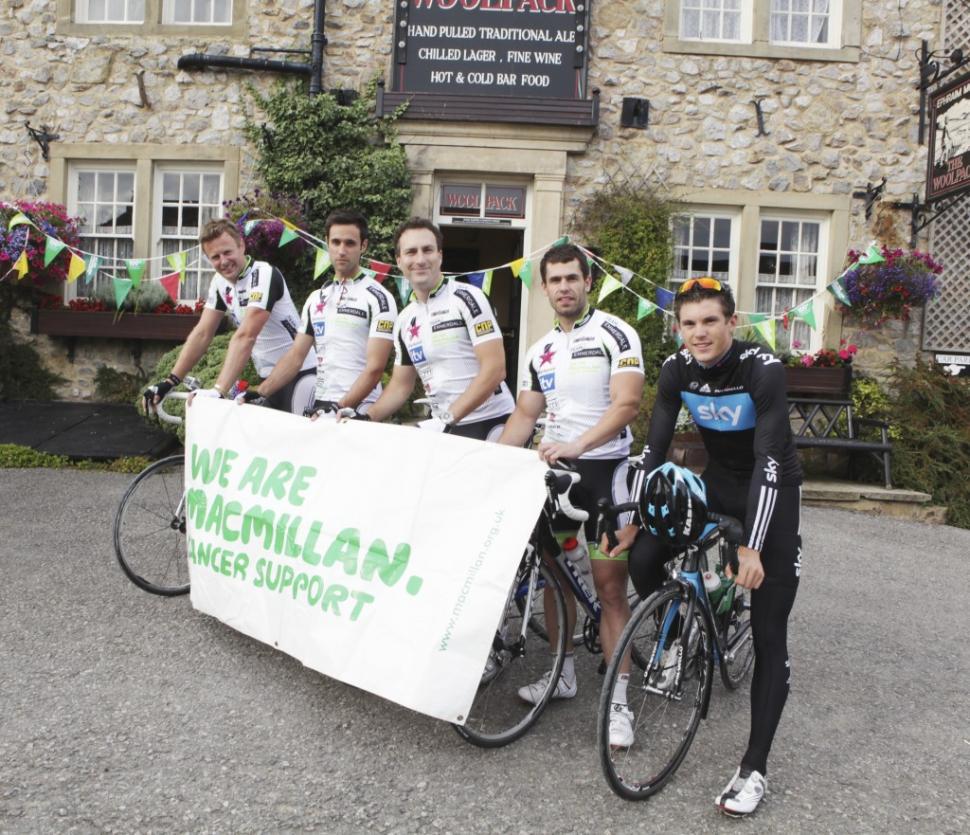 Ben Swift with Team Emmerdale.jpg