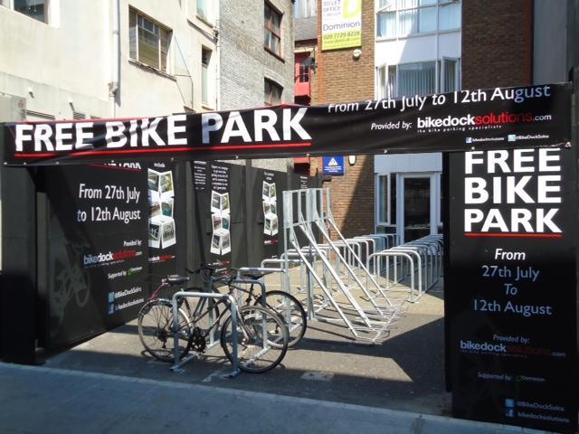 Bike Park Shoreditch