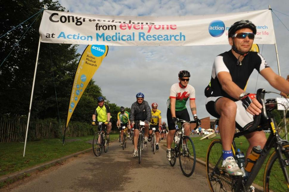Cycling volunteering