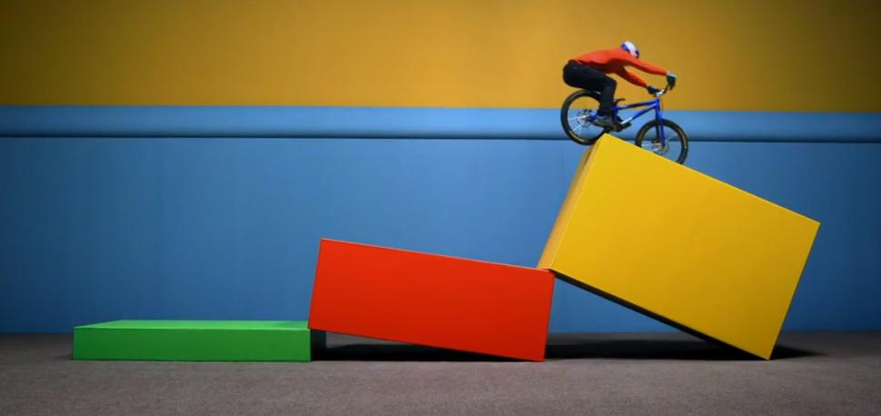Danny MacAskill Imaginate film YouTube still