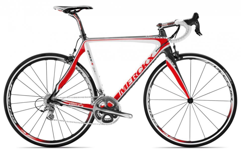 Eddie Merckx EMX-5 from BikeLeasingCompany.com