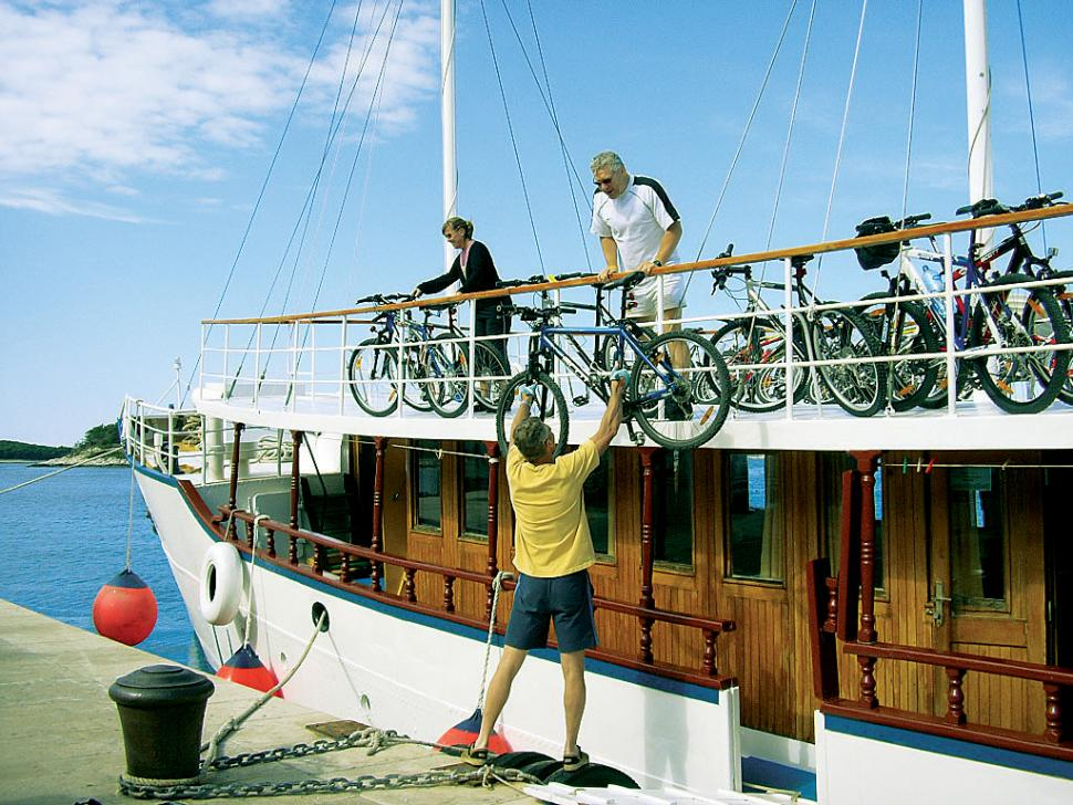 Explore Cycle Cruise Croatia