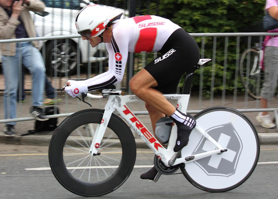 Fabian Cancellara (CC BY-NC-ND 2.0 licenced by sumofmarc:Flickr)