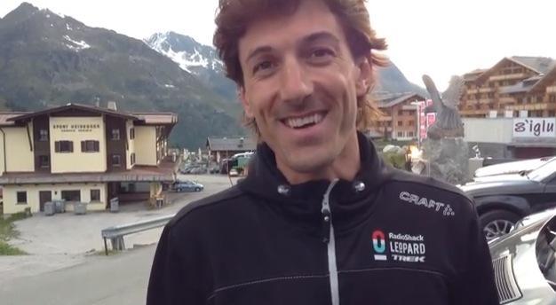 Fabian Cancellara announces staying with Trek in 2014 YouTube still