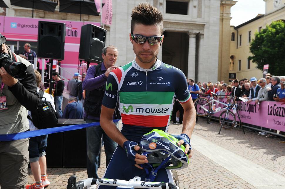 Giovanni Visconti (copyright Fabio Ferrari, LaPresse, RCS Sport)
