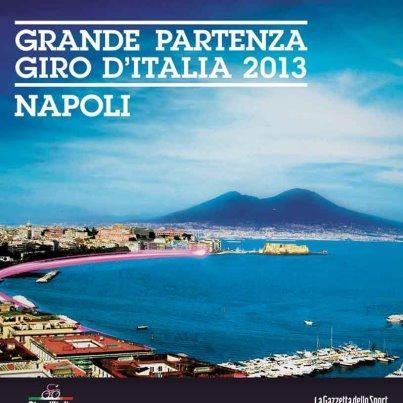 Giro d'Italia 2013 Napoli