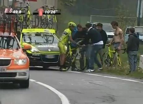 Giro underpants guy