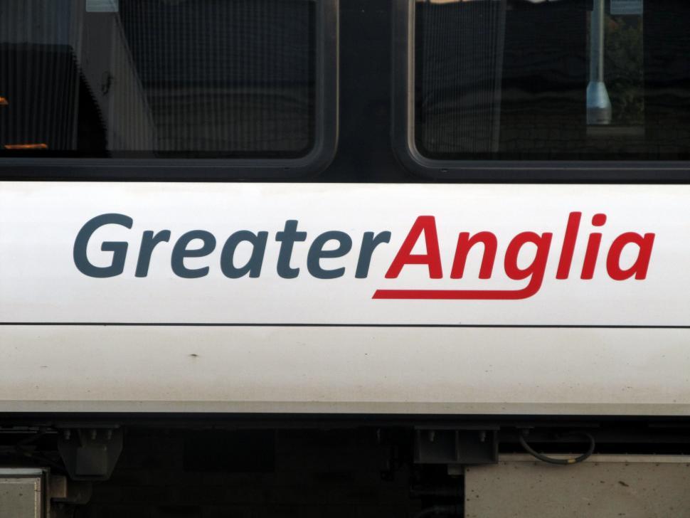 Greater Anglia (CC licenced by  Alex Drennan:Flickr)