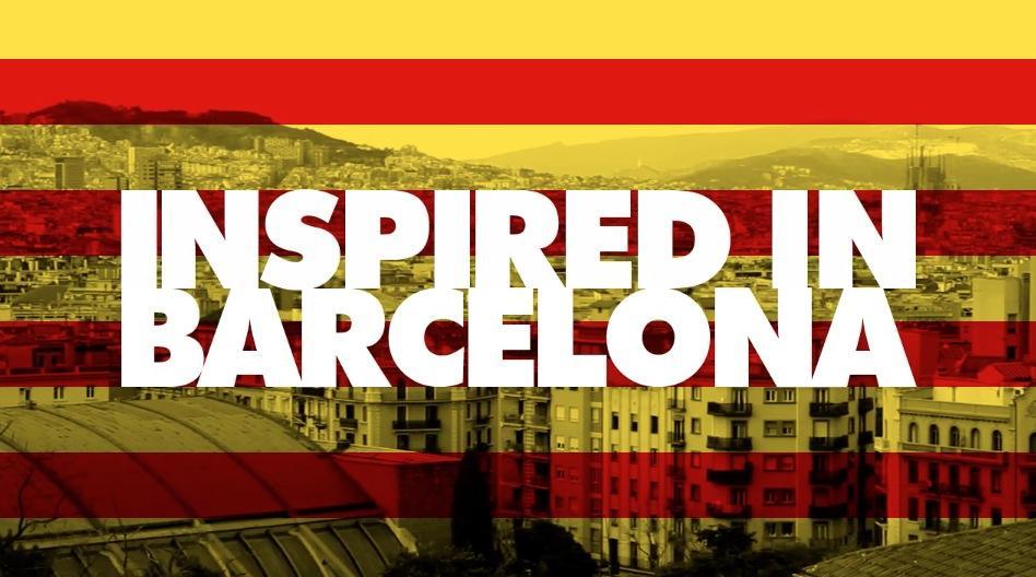 Inspired In Barcelona