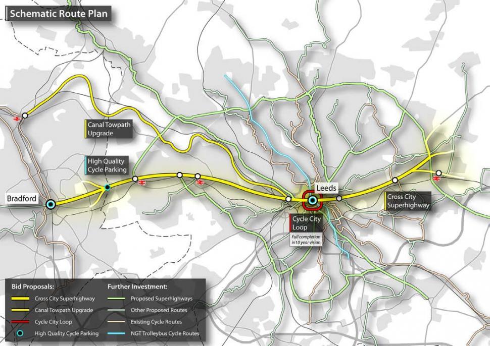 Leeds Bradford Cycle Superhighway