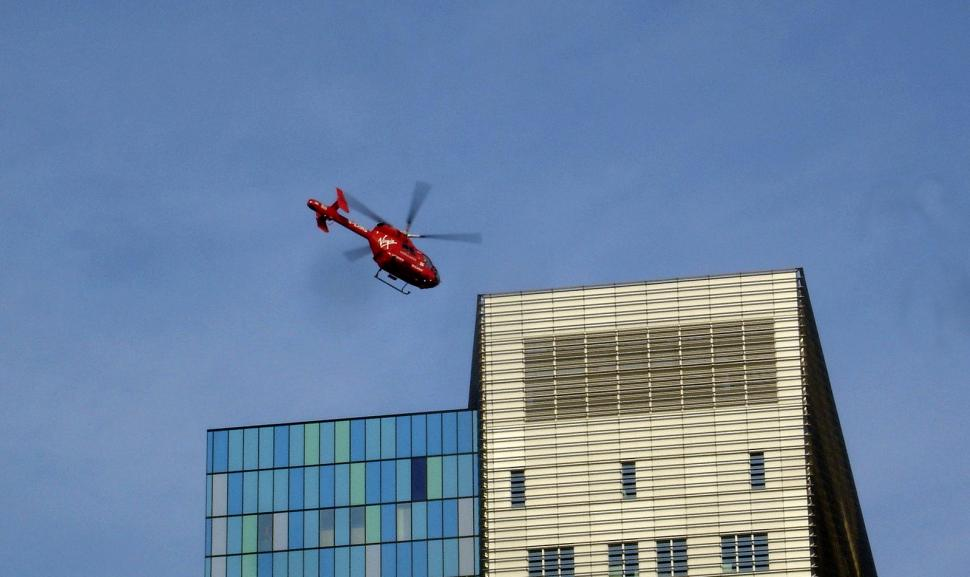 London Air Ambulance (CC licensed image by wirewiping:Flickr)