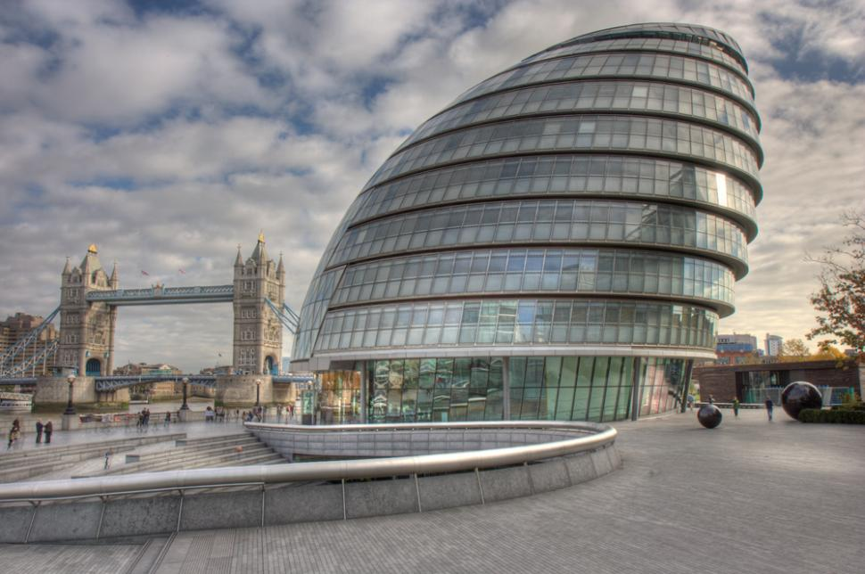 London City Hall (CC licensed by Photo Mojo Mike:Flickr)