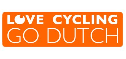 Love Cycling Go Dutch logo