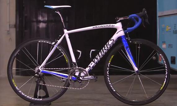 Nibali's Specialized Tarmac SL4 Shark Special.png