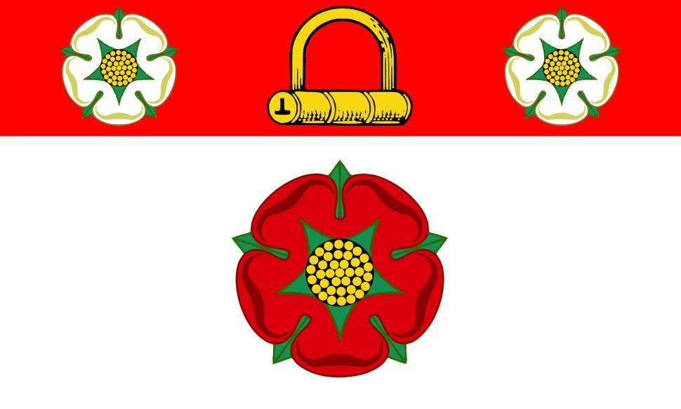 Northamptonshire County Flag