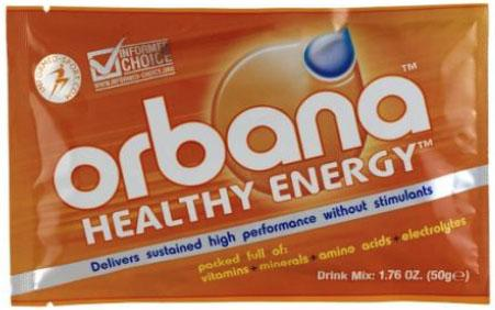 Orbana healthy energy