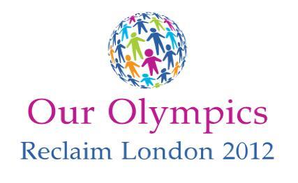 Our Olympics logo