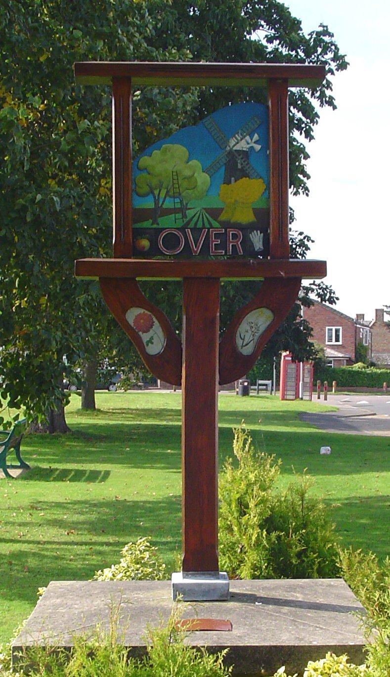 Over Cambs (source UKSignPix, Wikimedia Commons)