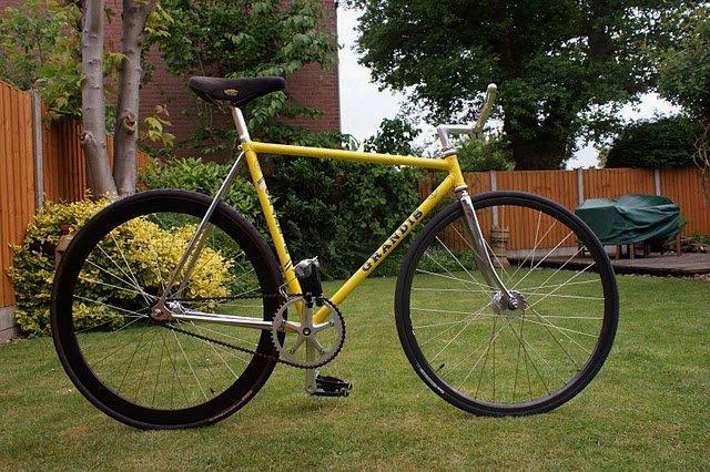 Oxford stolen bike