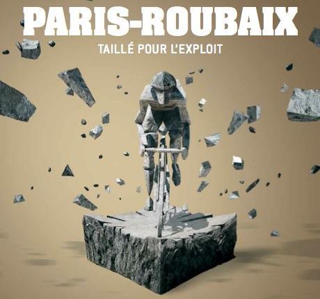 Paris-Roubaix 2013 logo