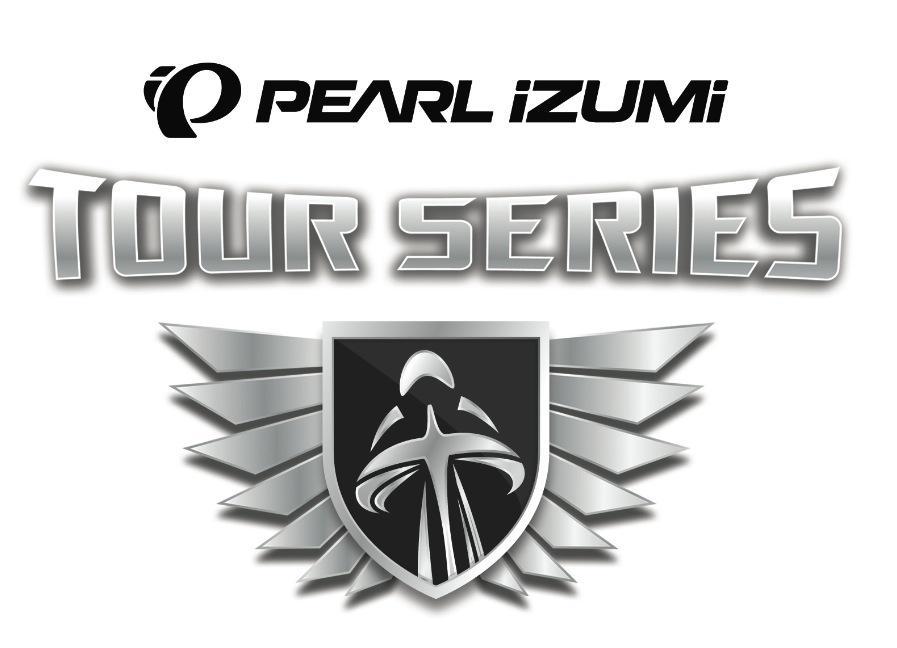 Pearl Izumi Tour Series Logo