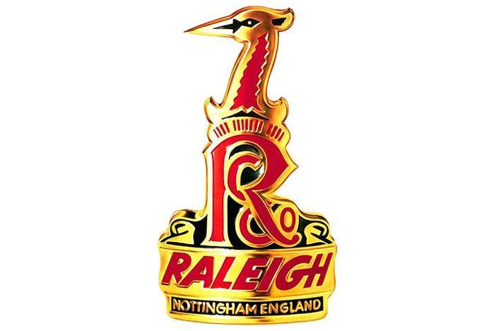 Raleigh badge