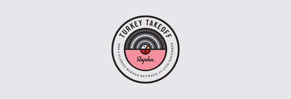 Rapha Strava Turkey Takeoff