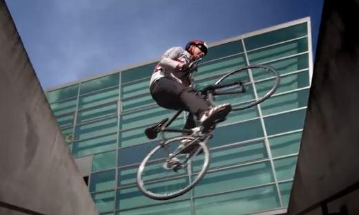 Road Bike Parkour YouTube still