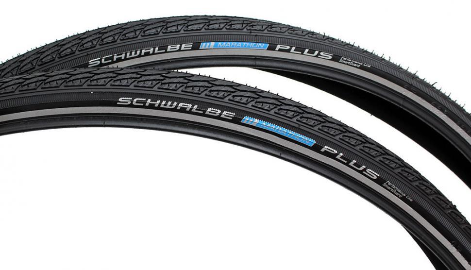 Schwalbe Marathon Plus tyres