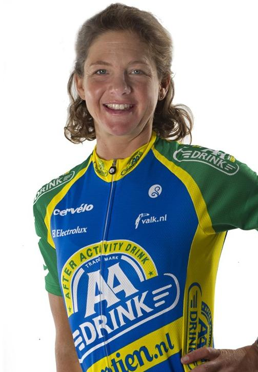 Sharon Laws (pic AA Drink-leontien.nl)