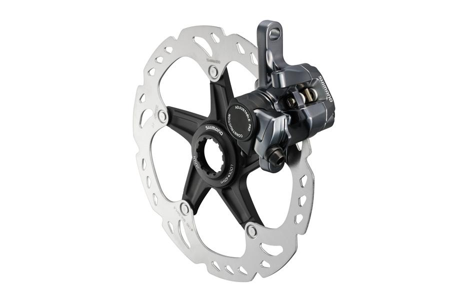 Shimano CX75 mechanical disc brake