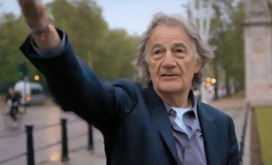 Sir Paul Smith on The Mall - Where Will You Watch The Tour YouTube still