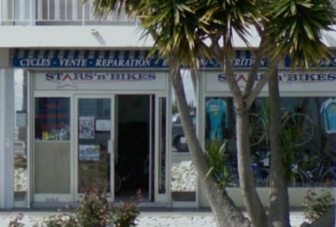 Stars n Bikes, Cagnes sur Mer (source Google Street View)