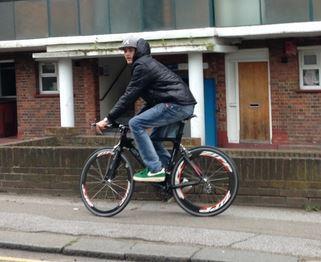 Stolen bike Hither Green 1