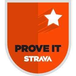Strava Prove It