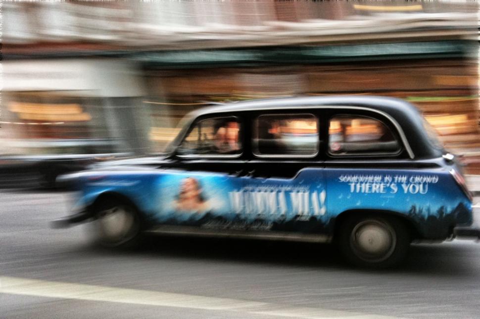 Taxi (copyright Simon MacMichael)