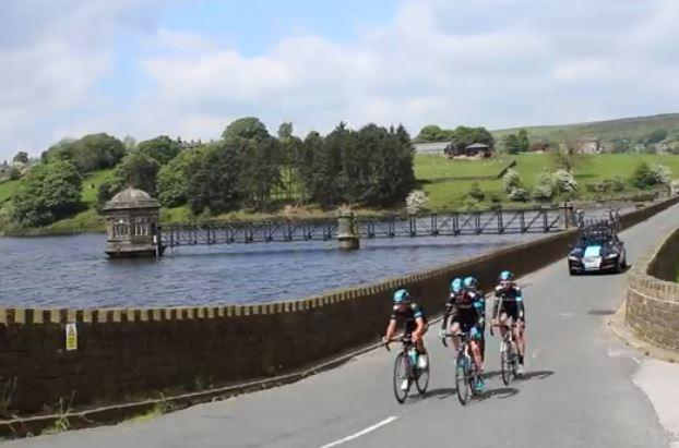Team Sky Yorkshire Recce YouTube still