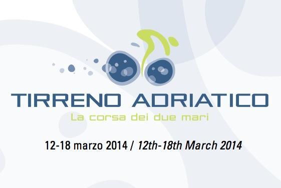 Tirreno-Adriatico logo 2014