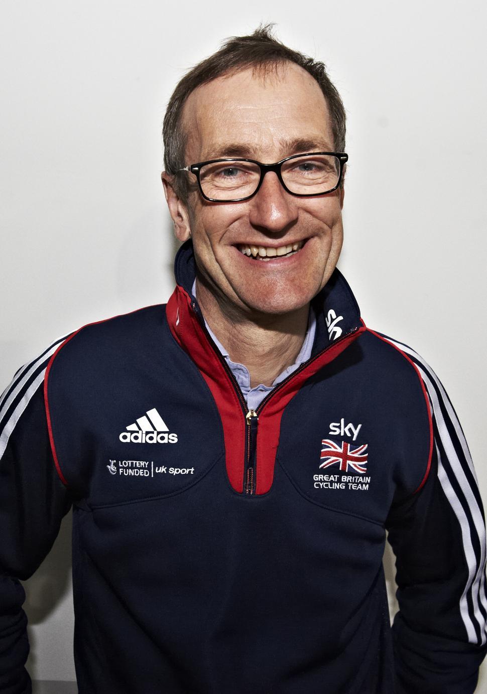 Tony Purnell (pic Britishcycling.org.uk)
