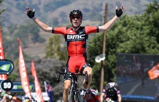 Tour Down Under 2015 Stage 3 - Rohan Dennnis wins (picture credit Regallo)