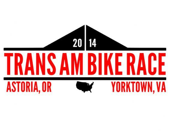 Trans Am Bike Race logo