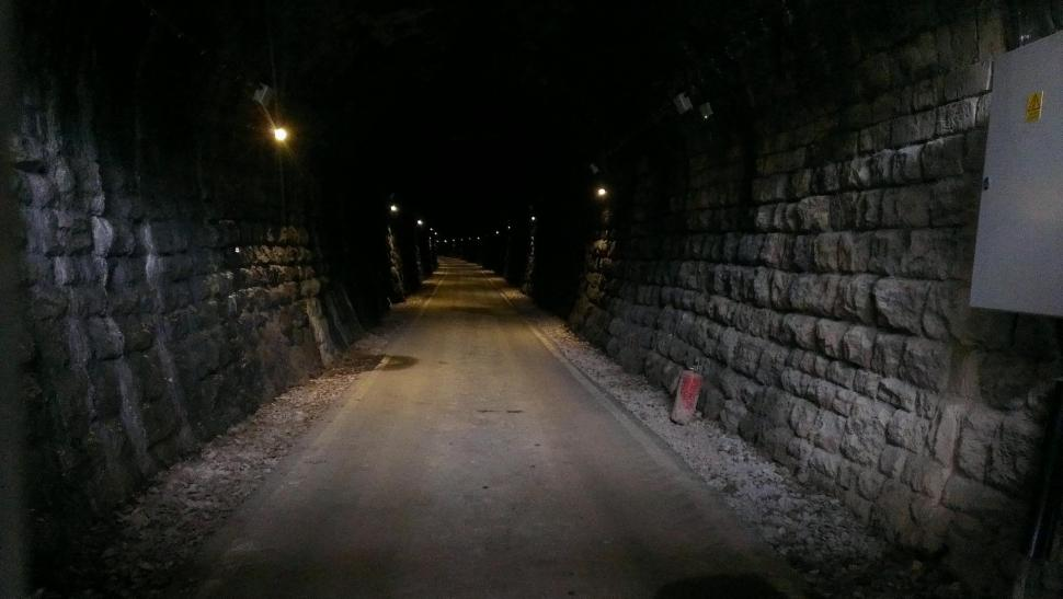Two Tunnels - Devonshire Tunnel