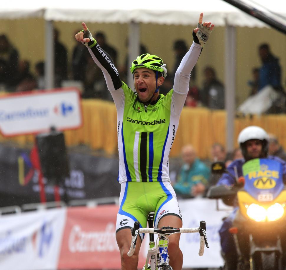 Vuelta 2013 S14 Daniele Ratto wins (copyright Unipublic:Graham Watson)