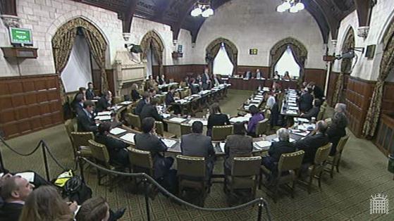 Westminster Hall cycling debate