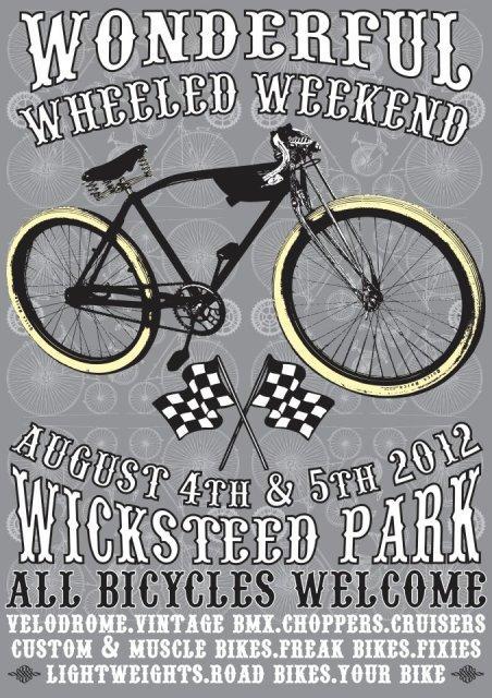 Wonderful Wheeled Weekend