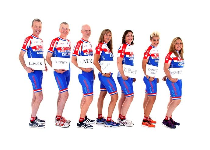 World Transplant Games GB Team (© www.custardphotography.co.uk)