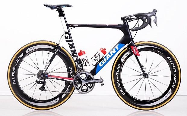marcel kittel 2015 team bike