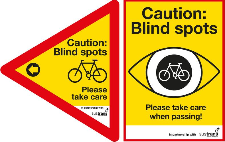 National Express Wants Your Help Picking Warning Sticker