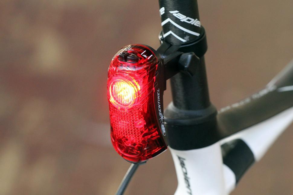 Niterider Sentinel USB rear light